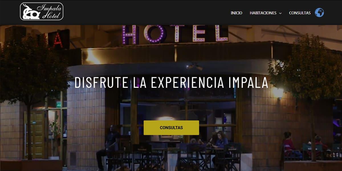 Hotel impala Sector4