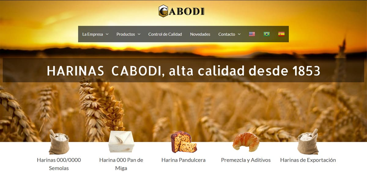 Molinos cabodi Sector4